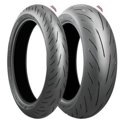 Bridgestone :: Battlax S 22 R